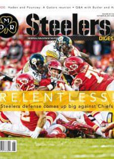 Steelers Digest — October 28, 2017
