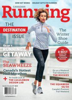 Canadian Running — November-December 2017