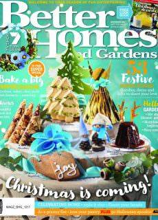 Better Homes and Gardens Australia – December 2017