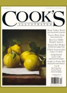 Cook's Illustrated — November-December 2017