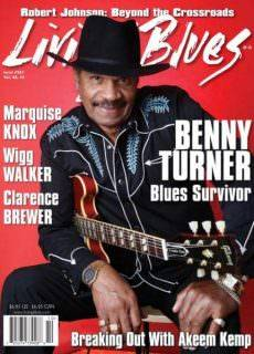 Living Blues — Issue 251 2017