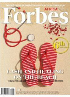 Forbes Africa — October 2017