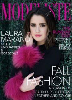 Modeliste Magazine — October 2017