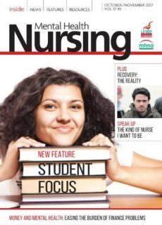 Mental Health Nursing — October-November 2017