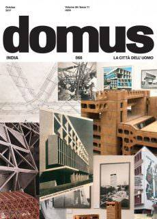 Domus India — October 2017