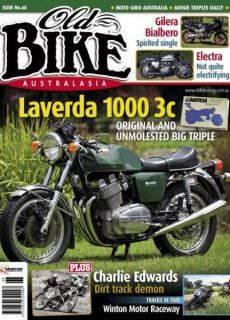 Old Bike Australasia — Issue 68 2017