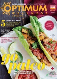 Optimum Wellness — Fall 2017