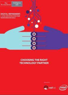 The Economist (Intelligence Unit) – Choosing The Right Technology Partner (2017)