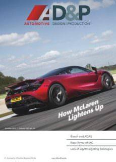 Automotive Design and Production — October 2017