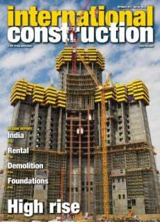 International Construction — October 2017