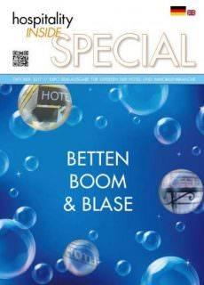 Hospitality Inside Special – Oktober 2017 (German Edition)