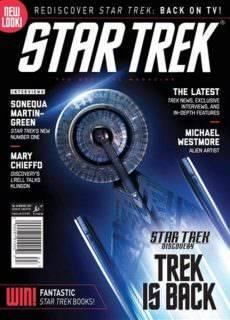 Star Trek Magazine — November-December 2017