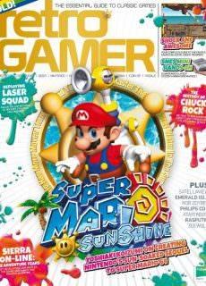 Retro Gamer UK — October 2017
