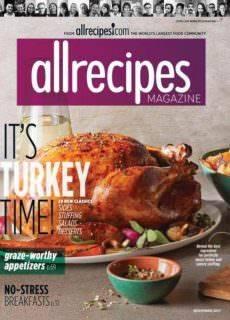 Allrecipes — November 2017