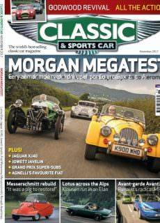Classic & Sports Car UK — November 2017