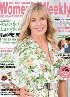 The Australian Women's Weekly New Zealand Edition — November 2017