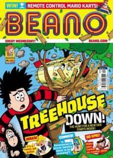 The Beano — 7 October 2017