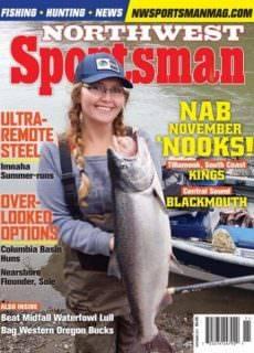 Northwest Sportsman — November 2017