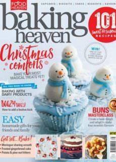 Baking Heaven — October-November 2017