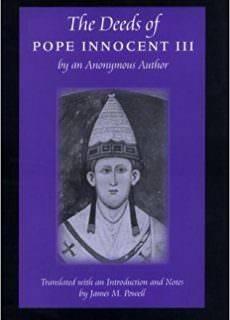 The Deeds of Pope Innocent III