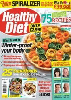 Healthy Diet — November 2017