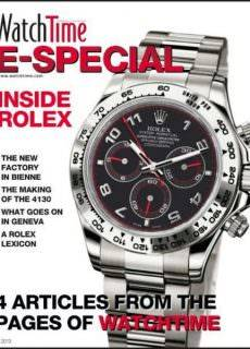 WatchTime — Inside Rolex (March 2013)