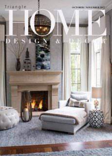 Home Design & Decor Triangle — October-November 2017