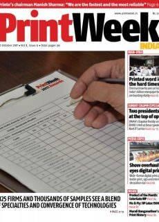 PrintWeek India — October 2017