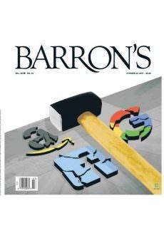 Barron's Magazine (10 — 23 — 2017)