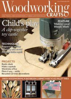 Woodworking Crafts — December 2017
