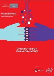 The Economist (Intelligence Unit) — Choosing The Right Technology Partner (2017)