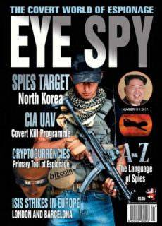 Eye Spy — Issue 111 2017