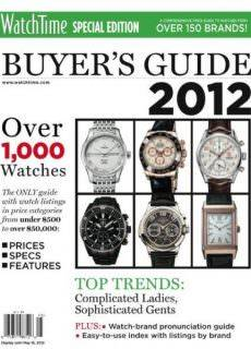 WatchTime — Buyer's Guide 2012