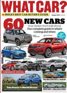 What Car India — August 2017