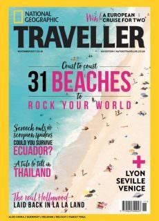 National Geographic Traveller UK — November 2017