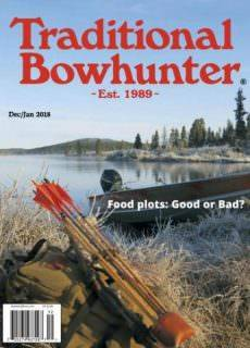 Traditional Bowhunter — December 2017 — January 2018