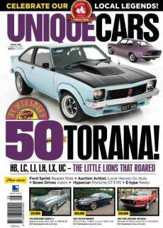 Unique Cars Australia — Issue 404 2017