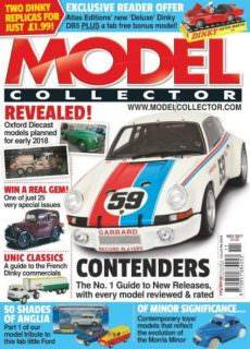 Model Collector — November 2017