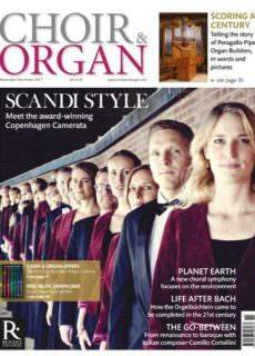 Choir & Organ — November-December 2017