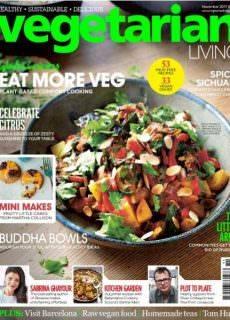 Vegetarian Living — November 2017