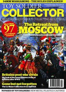 Toy Soldier Collector — October November 2017