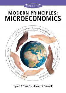Modern Principles Microeconomics, 3rd Edition
