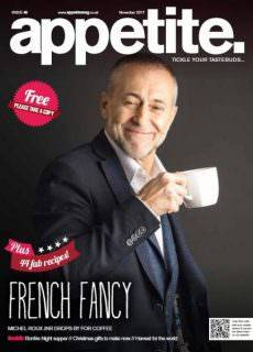Appetite. Magazine — November 2017