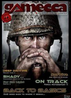 Gamecca Magazine — October 2017