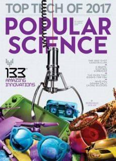 Popular Science USA — November-December 2017