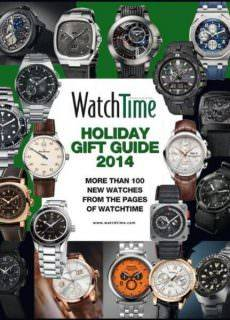 WatchTime — Holiday Gift Guide 2014