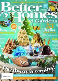 Better Homes and Gardens Australia — December 2017