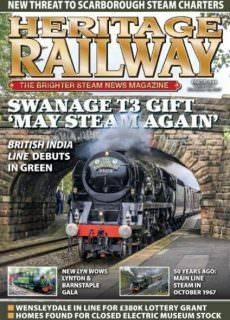 Heritage Railway — October 20, 2017