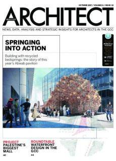 Architect Middle East – October 2017