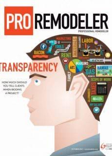 Professional Remodeler — October 2017